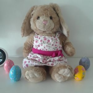 """Build a Bear """"Bunny"""" perfect for Easter!!!"""
